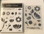 RETIRED Stampin Up Bloom by Bloom stamp set and Bitty Blooms punch pack