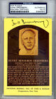 Hank Greenberg Cards, Rookie Cards and Autographed Memorabilia Guide 40