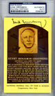 Hank Greenberg Cards, Rookie Cards and Autographed Memorabilia Guide 41