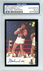 Muhammad Ali Boxing Cards and Autographed Memorabilia Guide 49