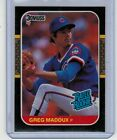 1987 Donruss Baseball Cards 5