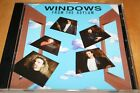 WINDOWS From The Asylum CD Westcoast Jazz INDIE Gold Disc FLIGHT 7 Skipper Wise
