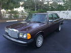 1985 Mercedes-Benz 300 300D below $2600 dollars