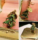 NEW IN BOX NWT Juicy Couture Charm Christmas Tree 2008 Limited Edition Tag Box