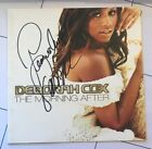SIGNED DEBORAH COX THE MORNING AFTER CD AUTOGRAPHED ABSOLUTELY NOT FREE SHIPPING