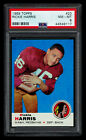 1969 Topps Football Cards 33
