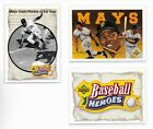 Willie Mays Baseball Cards: Rookie Cards Checklist and Buying Guide 20