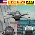 SG906 Pro GPS RC Drone 5G WIFI FPV 4K Camera 2 Axis Gimbal RC Quadcopter POI fly