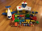 vintage 1980 fisher price little people airport