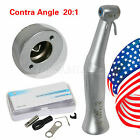 Dental Led Inner Exter Contra Angle Handpiece 11 15 201implant Imxg