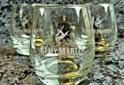 REMY MARTIN CHAMPAGNE COGNAC BRANDY WEIGHTED ROCK GLASS CENTAUR FROSTED ETCHED
