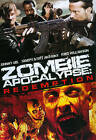 Zombie Apocalypse Redemption DVD 2011 Widescreen Factory Sealed