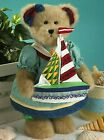 BOYDS PLUSH BEAR- JIM SHORE COLLECTION - DOWN BY THE SEA