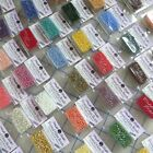 Mill Hill Frosted Glass Seed Beads, 4.25 grams, Over 30 Colors To Choose From