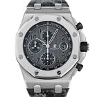 Audemars Piguet 26470ST Royal Oak Offshore 42 I Serial AP ROO Box Papers Chrono