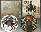 COLD Year of the Spider LIMITED CD w/ BONUS DVD Behind Scenes & MAKING OF VIDEO
