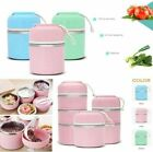 Lunch box Stainless Steel Thermal Insulation School Container Bento Box