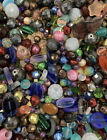25 Pieces Assorted Glass Loose Beads Bulk Mixed Lot Craft Jewelry DIY Making
