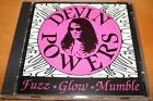 DEVIN POWERS Fuzz Glow Mumble CD Hair Metal INDIE Sleaze ROUGH CUTT Cats Choir