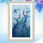 5D Diamond Peacock Embroidery Painting DIY Mosaic Cross Stitch Craft Home Decor
