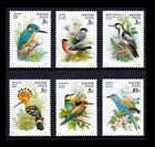 Hungary 3224 3229 Birds on Pretty Set of Six Stamps MNH