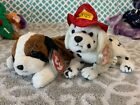 Ty Beanie Babies Of The Month Exclusives: FIREPLUG & ALPS Dogs! MWMT
