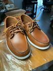 Quoddy Boat Shoe 8 D Whisky Cavalier