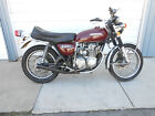 1974 Honda CB550Four Burgundy