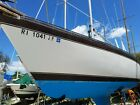 1978 Mariner 282 Auxiliary Sloop Sailboat Massachusetts
