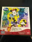 DISNEY EXPRESSIONS 300 Family sized jigsaw puzzle