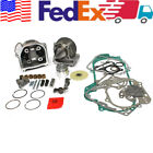 ATV Scooter 50mm Big Bore Performance Cylinder Kit For 139QMB GY6 50cc 100cc US