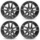 New Set of 4 16 Front Wheel Rim for 2014 2020 Lexus IS200t IS250 IS300 IS350