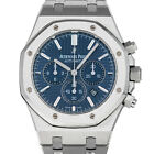 Audemars Piguet 26320 Royal Oak BOUTIQUE BLUE Chronograph Steel Automatic Watch