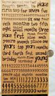 all NUMBER stickers black words birthday clear background