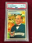 1956 Topps US Presidents Trading Cards 45