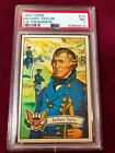1956 Topps US Presidents Trading Cards 39