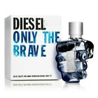 DIESEL ONLY THE BRAVE POUR HOMME DIESEL 2.5 OZ EDT Cologne SPRAY NEW SEALED BOX