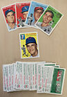 1994 Topps Archives The Ultimate 1954 Set Lot Of 38 With 4 Gold Including Bauer