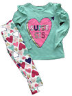 Girls 5T 5 Super Sis Outfit Shirt Heart Leggings NEW NWT Big SIster Carters