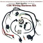 Electric Wiring Harness Loom CDI Kit 150 200 250CC ATV Stator Quad Scooter Buggy