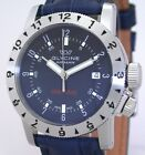 Glycine AIRMAN Double Twelve Automatic 40 mm, 20 ATM WR, 2. Zeitzone GL0235