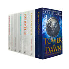 Throne Of Glass Series Sarah J Maas 7 Books Collection Set Inc Tower Of Dawn
