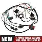 CDI Chinese Wire Harness Stator Wiring Kit for 150 200 250CC Electric ATV QUAD