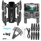 2020GPS RC Drones Folding Quadcopter with 4K HD Camera 5G WiFi FPV 1080P RC Hel