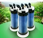 External Aquarium Filter Sponge Water Pump Pond Filtration Fish Tank Canister