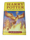 Harry Potter and The Order of the Phoenix Hardback 1st Edition HH2