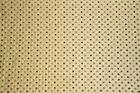 Discount Fabric JACQUARD Black  Taupe Chenille Dot Upholstery  Drapery