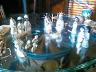 Rare Ethnic Nativity 23 Piece Set