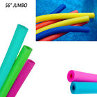 6 Pack Jumbo Foam Pool Noodles 56 x 3 Swimming Therapy Multi Purpose Floatie