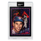 Ted Williams Card 74 - 1954 Topps PROJECT 2020 by Efdot IN-HAND!!